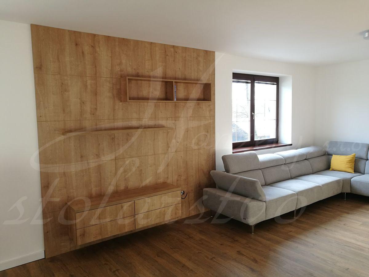 Stena do obývačky