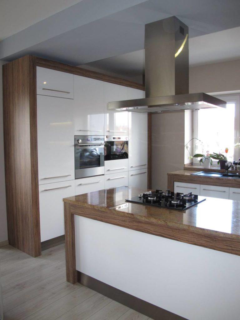 Ostrovček v kuchyni